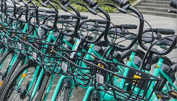 共享单车迎换车潮:旧车囤积贱卖 出路在哪儿?
