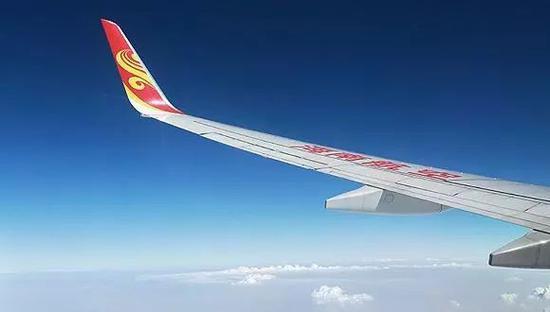 端午假期:民航运送旅客465万人次 同增15.8%