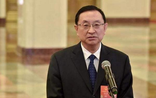 雒树刚:任文化和旅游部的首任部长
