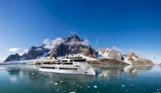 招商局重工:我国首艘极地探险邮轮海门开造
