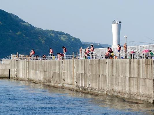 日本:完善港湾垂钓设施 强化邮轮体验项目