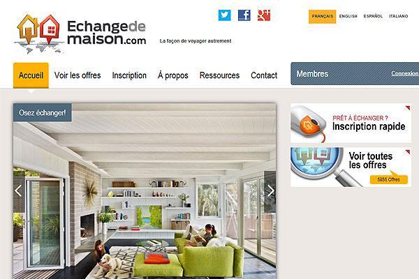 GuesttoGuest:收购一加拿大房屋交换度假平台