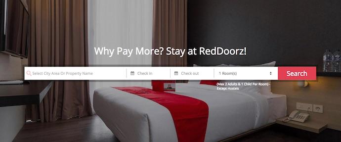 经济酒店RedDoorz:欲使投资组合增长超20%