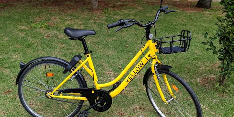 Yellow:巴西共享单车种子轮融资900万美元
