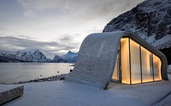 厕所革命:挪威耗资千万打造全球最美公厕
