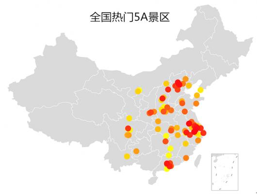 桂林,厦门,北京,昆明,成都,重庆,上海,拉萨等旅游城市排名全国前列.