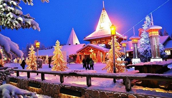 北极光之旅火爆背后:中国人救了芬兰圣诞村
