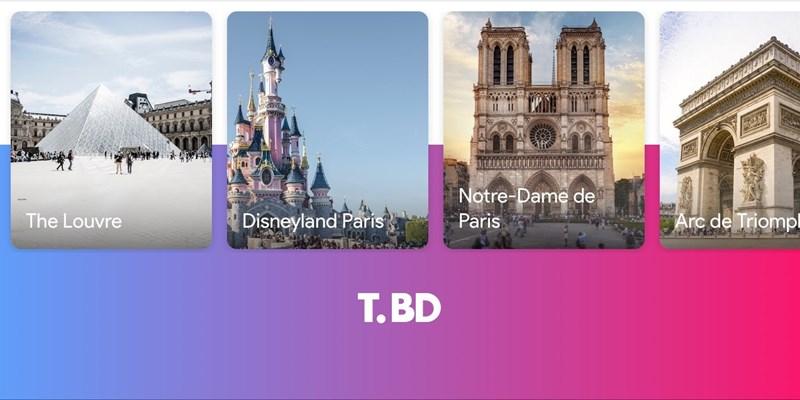 谷歌:开始测试旅游活动搜索平台Touring Bird