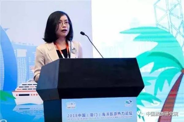 唐晓云:大力发展海洋旅游的时机已经到来