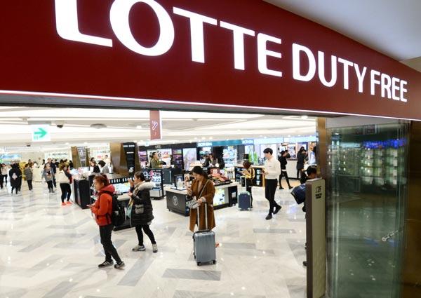 中国赴韩游客增49%:乐天大促销吸引中国人