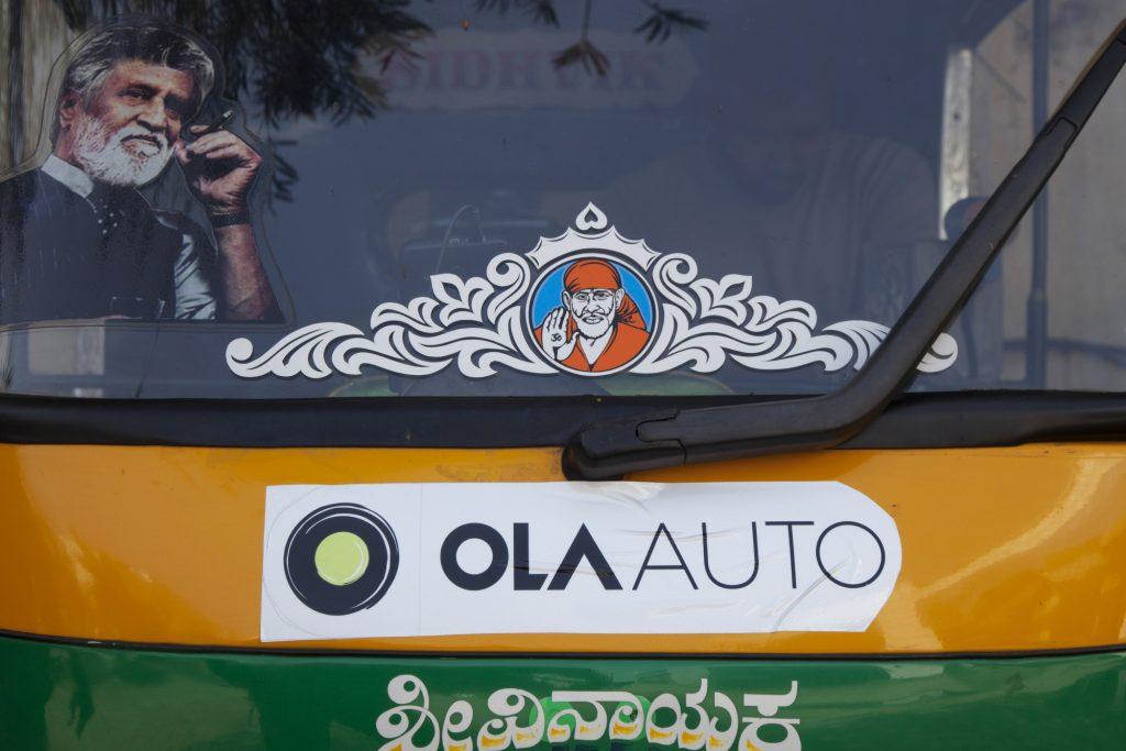 Ola:2021年之前欲在印度投放100万辆电动车