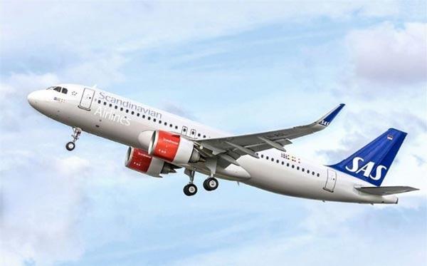 北欧航空:订购35架空客A320neo系列飞机