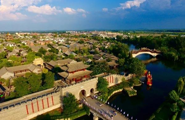 山东省:筹资亿元推动乡村旅游持续发展