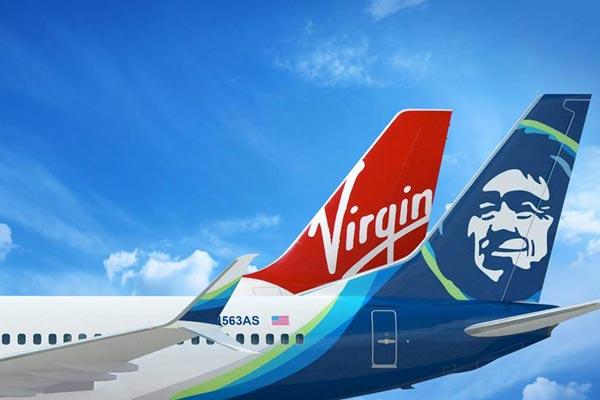 阿拉斯加航空:吸收维珍航空业务 发展速度放缓