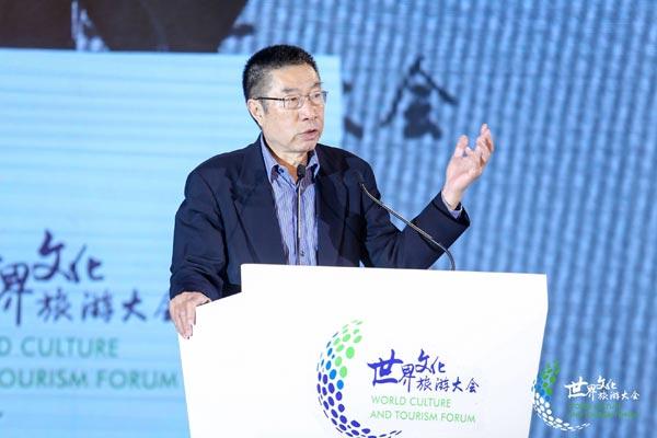魏小安:四个溢出四个形成 中国旅游世界化可期