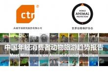 世界动物保护协会:中国年轻消费者动物旅游趋势