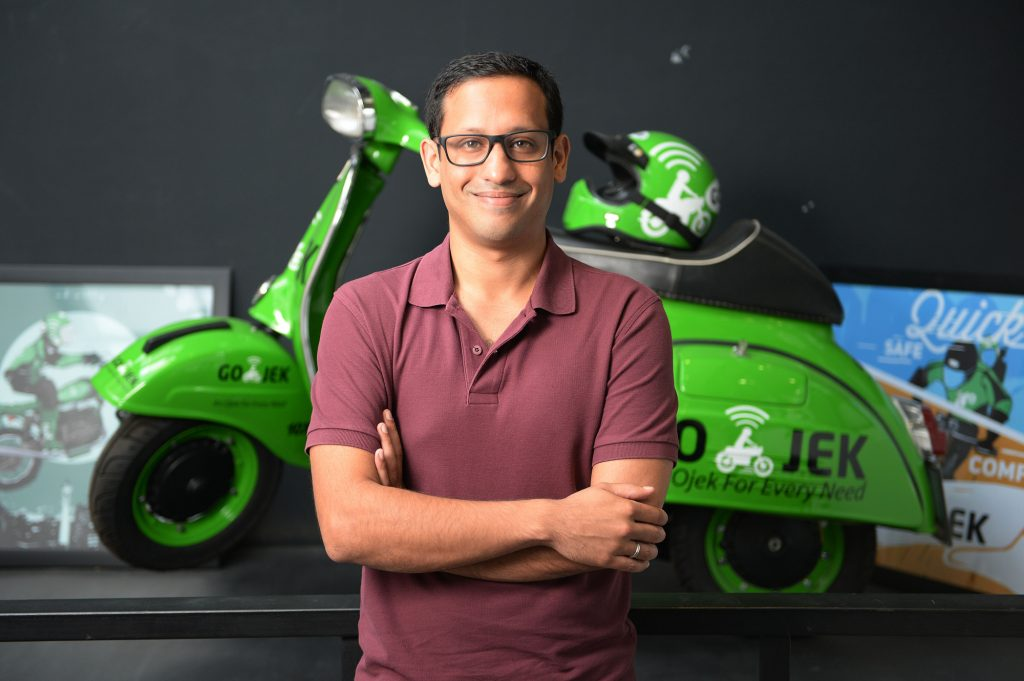 Go-Jek:想要填补Uber在东南亚留下的空白