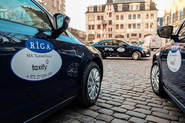 Taxify:融资1.75亿美元 估值10亿美元 滴滴参投