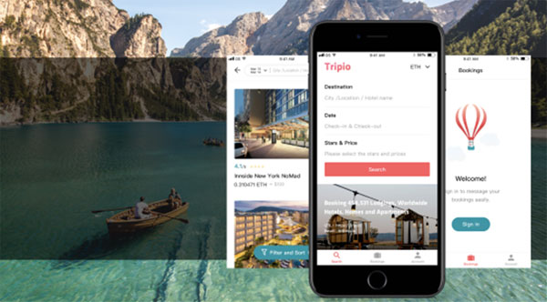 Tripio产品上线:区块链技术打造旅行住宿新生态