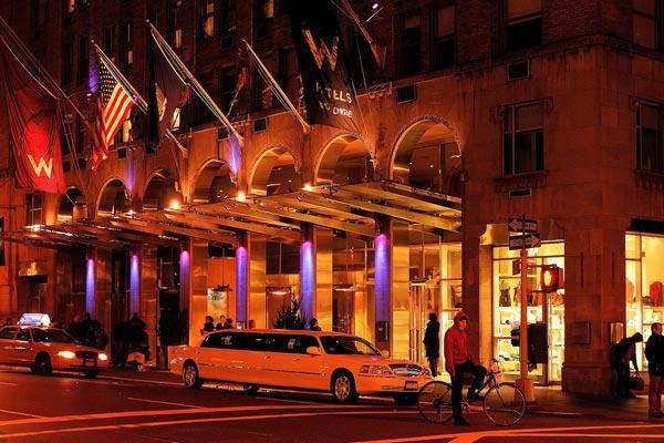 全球首家W酒店:以1.9亿美元的价格被Host出售