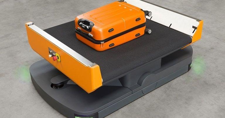 行李的未来:自动机器人等技术将重塑托运流程