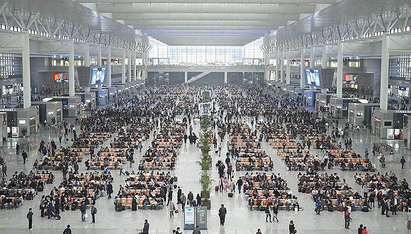 中国铁路:新增4条线路电子客票应用试点
