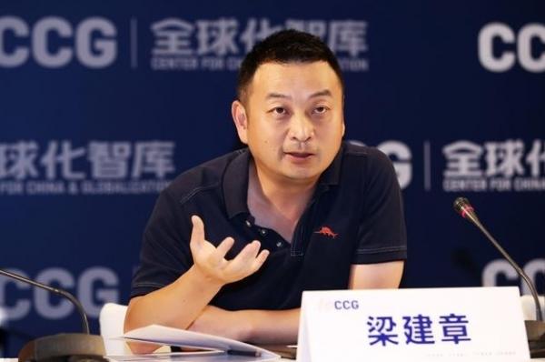 梁建章:中国要想成为世界强国,签证是关键