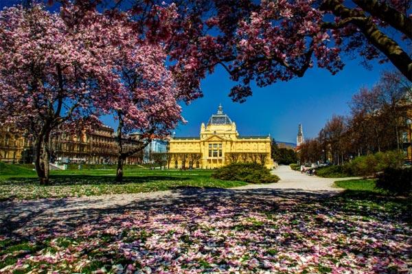 克罗地亚和斯洛文尼亚:举办联合旅游推介会