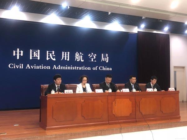民航局:通报川航航班风挡玻璃空中爆裂事件