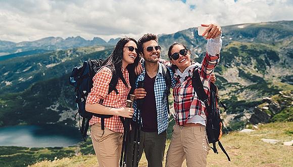 """""""两微一抖"""":正成为旅游目的地营销热门渠道"""