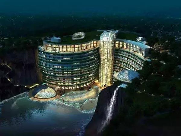 上海深坑酒店开业:或加速世茂酒店业上市