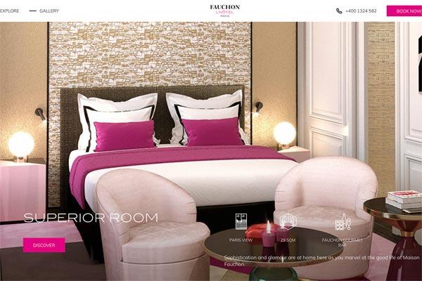 Fauchon:法奢华美食集团首家精品酒店将开业