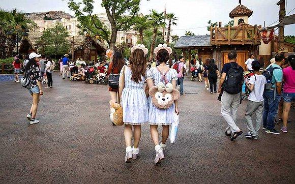 """景区门票:北京公园儿童免票将设""""双轨制"""""""
