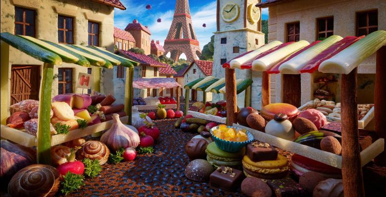 Hotel.com:最佳美食目的地与游客旅游偏好