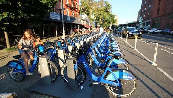 美国:拷贝中国模式的共享单车活得怎么样?