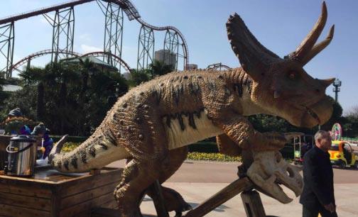 恐龙园:2018营收5.8亿元 模块化娱乐成布局重点