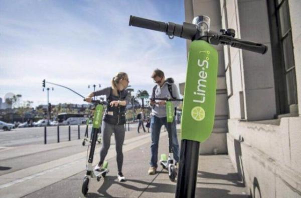 Uber洽购Bird或Lime:加快推进电动滑板车计划