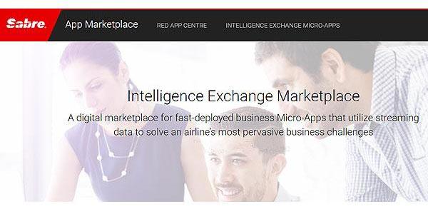 Sabre:推出智能交换市场 定制航空需求服务