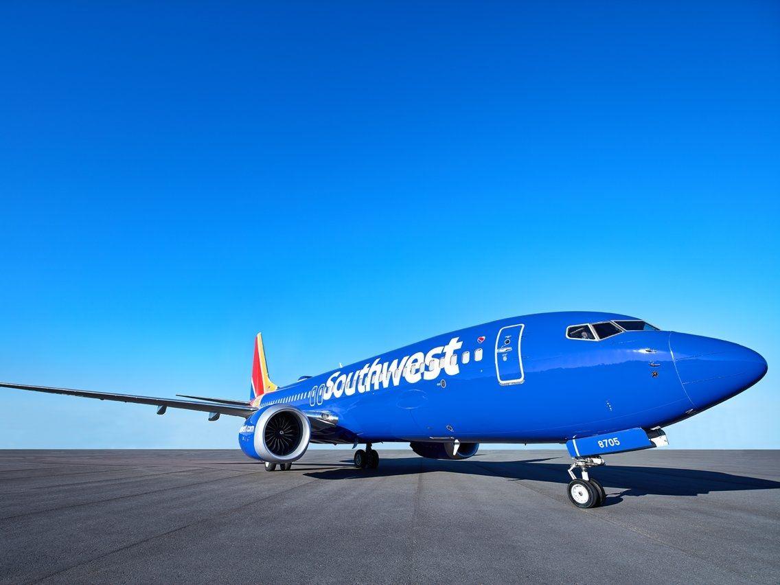 北美:乘客最满意的10家航司 西南航空居首