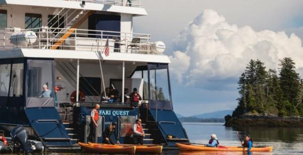 调查:探险旅行正在各年龄段的游客中迅速扩张