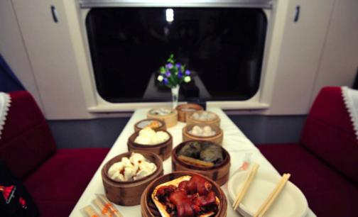 中铁总:高铁动车组互联网订餐站点新增11个