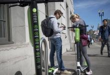 电动滑板车公司Lime获Uber领投1.7亿美元融资