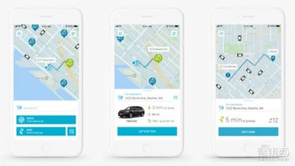 宝马:在美推出高端打车服务 对标Uber、Lyft