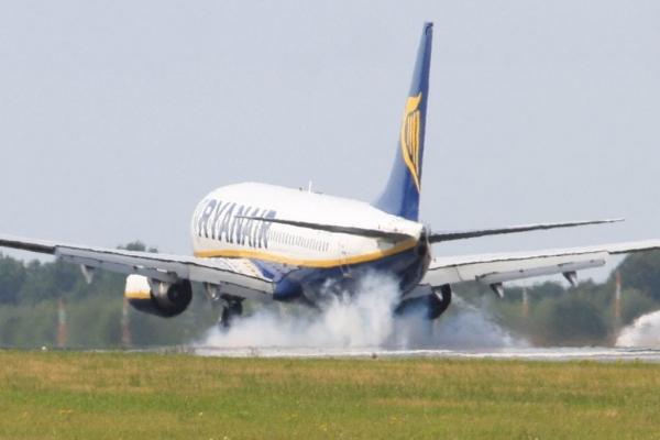 瑞安航空:客运量年增速创下2015年以来新低