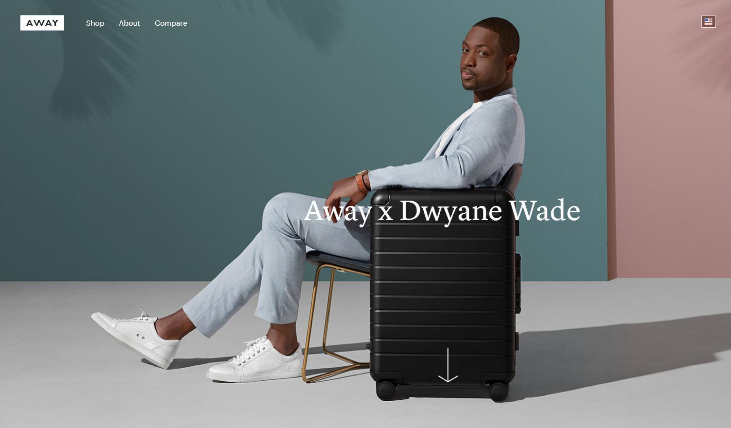 Away:互联网行李箱品牌C轮融资5000万美元