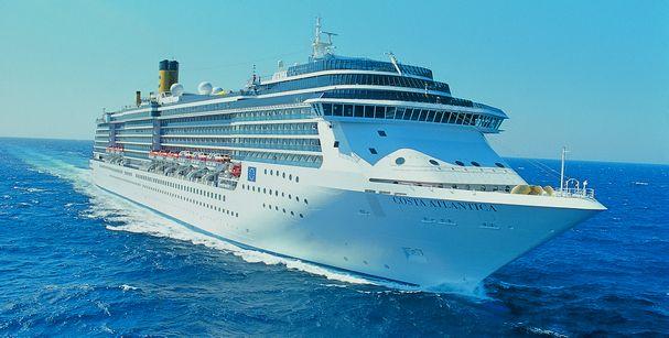 中免集团:获得歌诗达大西洋号邮轮免税经营权