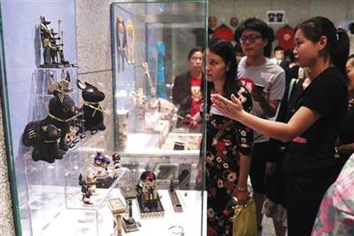 博物馆的生意经:大英博物馆进中国抢文创生意