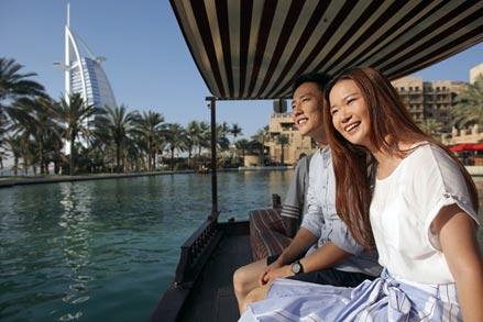 迪拜:2017年过夜中国游客同比增长41.4%