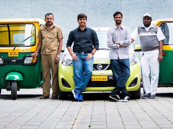 Ola:Uber的印度对手欲在未来3到4年内IPO