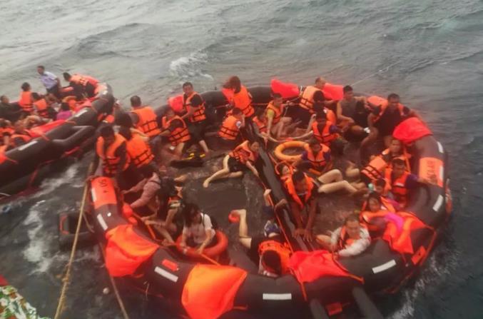 文化和旅游部:近期前往泰国注意涉水活动安全